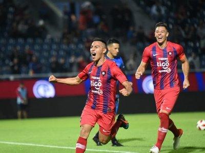 Cerro supera la resistencia de Atlántida y avanza en la Copa Paraguay