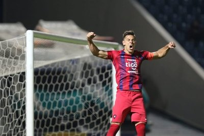 Cerro goleó a Atlántida y avanza en la Copa Paraguay