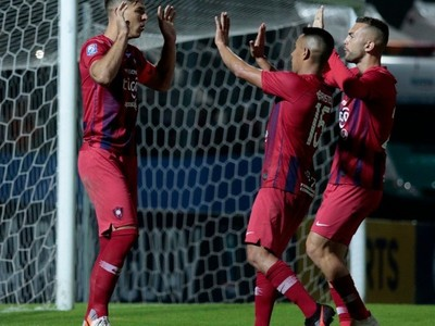 Cerro Porteño y Sol de América avanzan en Copa Paraguay