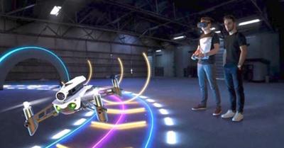 """Harán """"Rally de drones""""  en la Expo, el sábado"""