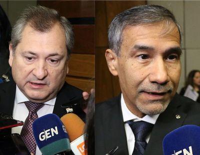 Jiménez y Ramírez, a favor de transmitir las sesiones