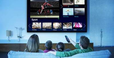 Llegó la nueva era de la TV