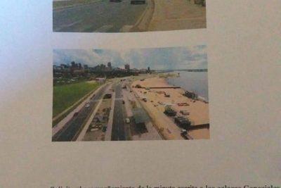 Presentan proyecto para costanera entre CDE y Franco