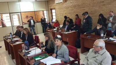 Concejales molestos porque Prieto anuló adjudicación hecha por Perla de Cabral