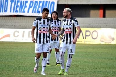 Dos encuentros se disputan por la Copa Paraguay este jueves