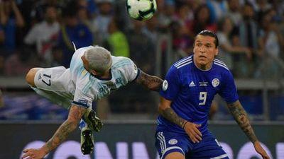 """El problema de """"Ropero"""" ante Argentina"""