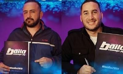 """El Churero Y César Trinidad Los últimos Confirmados Para El """"Baila"""""""