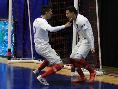Cerro es semifinalista de la Copa Libertadores de futsal FIFA