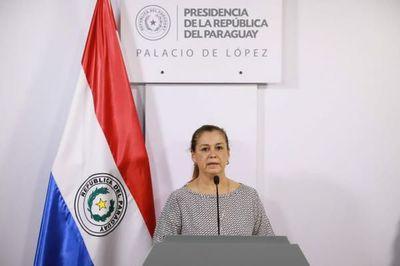Ejecutivo nombra a nueva ministra de la Senabico