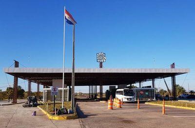 Paso fronterizo Ayolas-Ituzaingó se pospone para el 23 de agosto