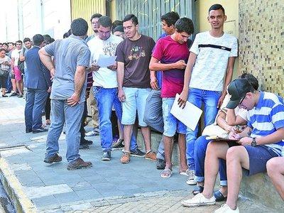 Ya más de 60.000 jóvenes en el país piden ser objetores