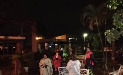 HOY / J. Augusto Saldívar: con picana eléctrica atacaron a ciudadanos