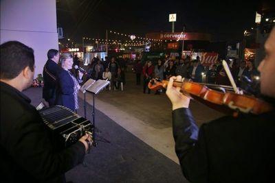 OSN ofreció repertorio de música paraguaya en la Expo