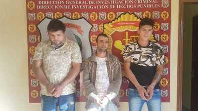 Capturan a miembros de una peligrosa banda de atracadores que planeaban un millonario asalto