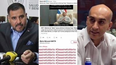 """HOY / """"Se vive un terror"""": sanción por 'desastre ko Marito' es parte de persecución, dice exministro"""
