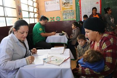 Tesãi rompe esquemas y acerca salud gratuita a los barrios más carenciados