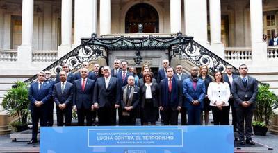 Paraguay reafirma lucha sin tregua contra el flagelo del terrorismo