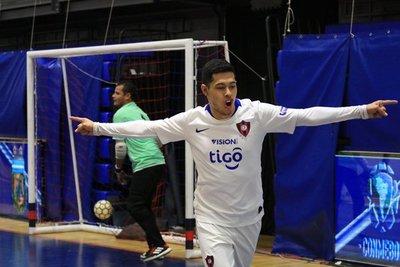 Copa Libertadores de Futsal: Cerro Porteño a un paso de la final