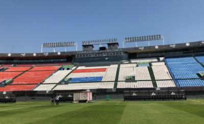 HOY / Divisional cede permiso para que sean locales en estadios que elijan