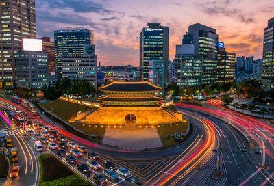 De viaje a Corea