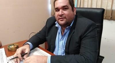 Diputado Rojas culpa a su chofer y denuncia robo de chapas