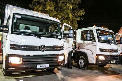 Diesa presentó nuevos camiones VW Delivery