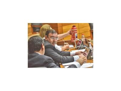 Rivas no declara y pide que la Fiscalía vaya a Diputados