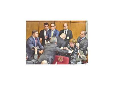 Desirée Masi pedirá la sanción de parlamentario colorado