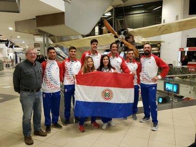 Paraguay lleva 73 deportistas de 18 disciplinas a los Panamericanos de Lima