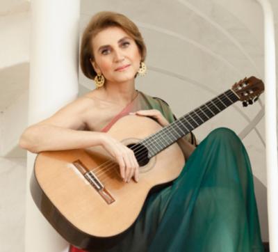 Berta Rojas será la primera mujer en recibir la 'Guitarra de Plata'