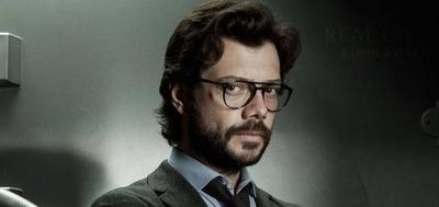 """HOY / El Profesor: La tercera temporada de 'La casa de papel' es """"más de acción"""""""