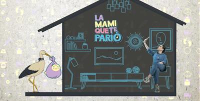 """HOY / """"La mami que te parió"""": GEN,  Lali González y el caótico universo de mamá y papá"""