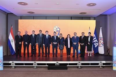 Por primera vez Paraguay será sede de un Mundial de la FIFA