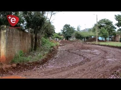 VERIFICAN AVANCE DE OBRAS EN BARRIOS DE ENCARNACIÓN