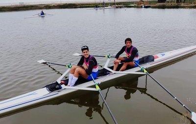 Remeros buscan adaptarse a los nuevos botes en Lima