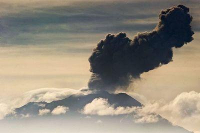 Perú: Declaran emergencia en el sur por actividad volcánica