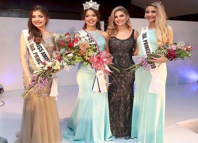Elección Miss Expo 2019