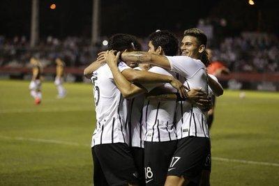 Libertad ganó a Guaraní por la mínima diferencia