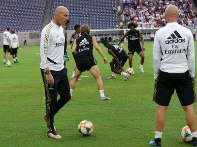 Zidane sorprende con sus declaraciones sobre Bale