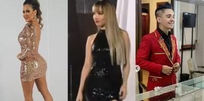 """Famosos Mostraron Parte De La Sesión De Fotos Para El """"Baila"""""""