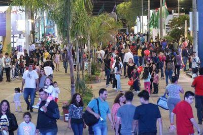Expo 2019 de Mariano Roque Alonso cierra hoy con espectáculos