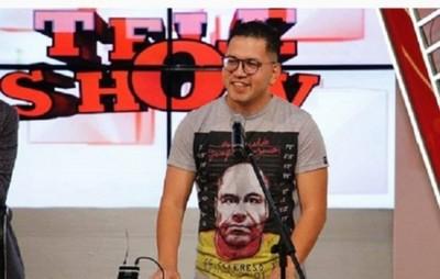Pianito González presentó el himno al Baila Conmigo Paraguay