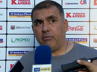 """Pedro Sarabia: """"Es bueno no perder, pero…"""""""