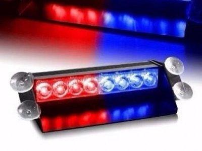 Buscan prohibir uso de luces de emergencia en vehículos particulares