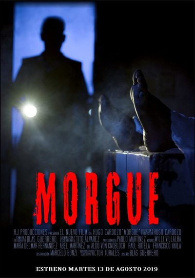 Morgue, la nueva película de terror del cine nacional