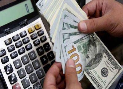 Cotización del dólar retrocede con fuerza