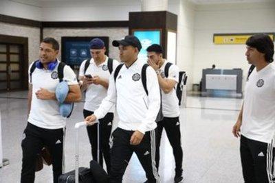 Olimpia viajó a Ecuador para el partido ante Liga de Quito por Libertadores