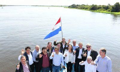 Mario Abdo destaca que puentes con Brasil  representan gigantescos pasos por la integración