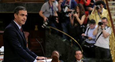 España celebra la sesión de investidura de Pedro Sánchez