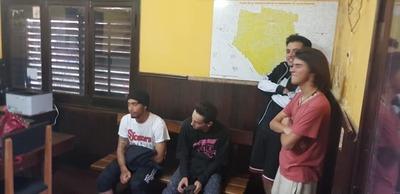 Ministro dice no ve mala actuación policial en supuesto caso de detención y tortura a seis jóvenes